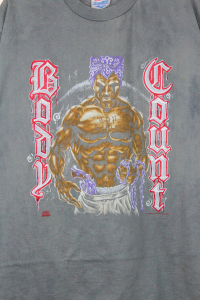 Body Count '92 'Cop Killer' Large *Faded out*