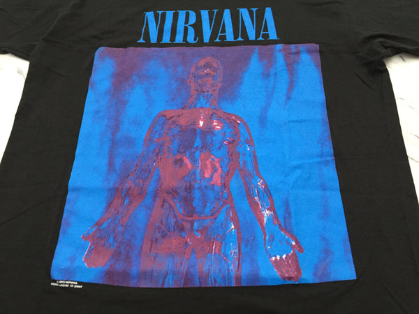 Nirvana 1992 'Sliver' Large *Deadstock*