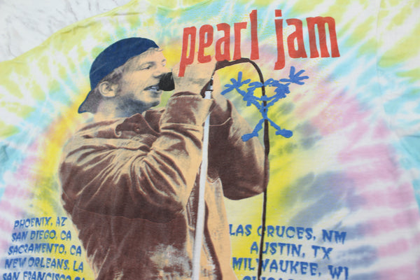 Pearl Jam '95 'World Tour 1995' XL *1 of 1*