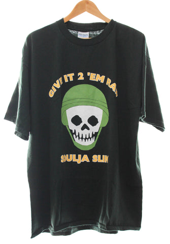 Soulja Slim '98 'Give It 2 Em Raw Promo' XXL *Rare*