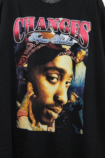 2Pac Late 90s 'Changes' XXL *RARE*