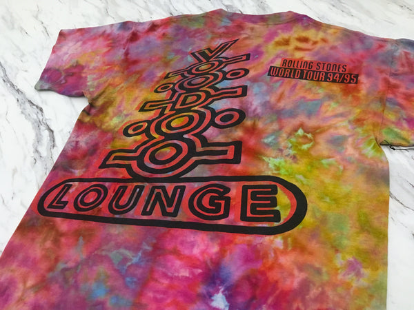 Rolling Stones 1994 'Voodoo Lounge Tour Tie Dye' XL *1 of 1*