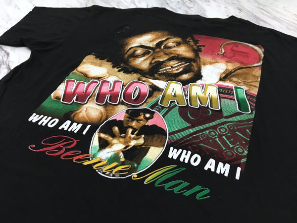 Beenie Man 90s 'Who Am I? Bootleg' XXL