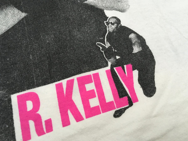 R Kelly / Salt 'N' Pepa 1994 '12 Play / Very Necessary Tour' XL *Rare*