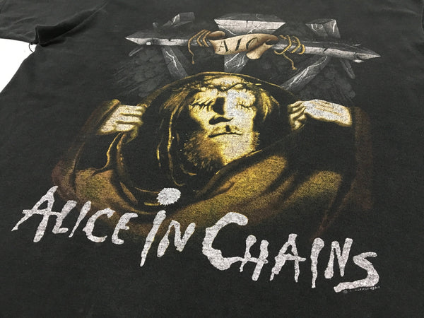 Alice In Chains '90 'Bleed The Freak' Large *Faded*