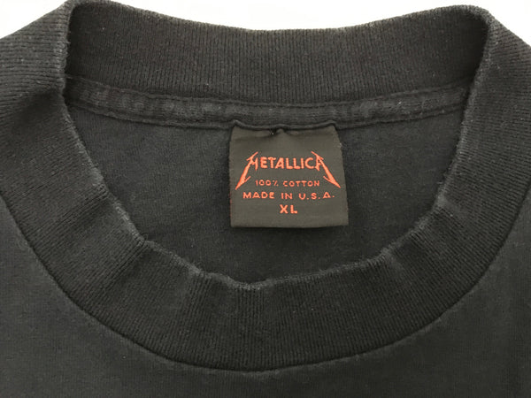 Metallica '91 'Sad But True/ I'm Inside You' XL