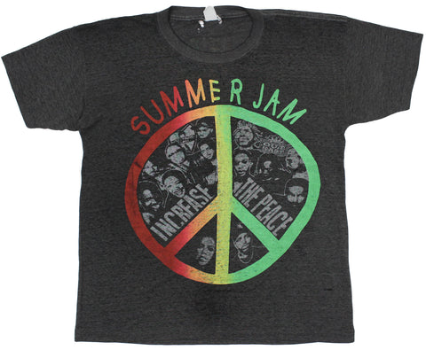 Summer Jam Mid 90s 'Increase The Peace' Medium *Soft*