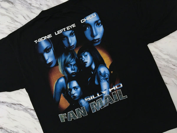 TLC 1999 'FanMail / Silly Ho Bootleg Misprint' XL