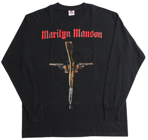Marilyn Manson '00 'Love Song' XL L/S