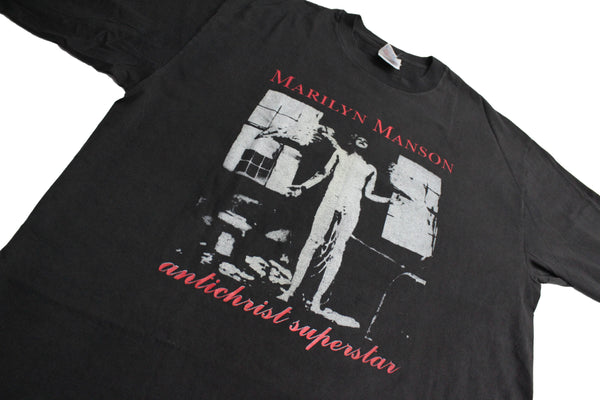 Marilyn Manson '97 'Dried Up, Tied Up / Sweet Dreams' XL L/S *RARE*