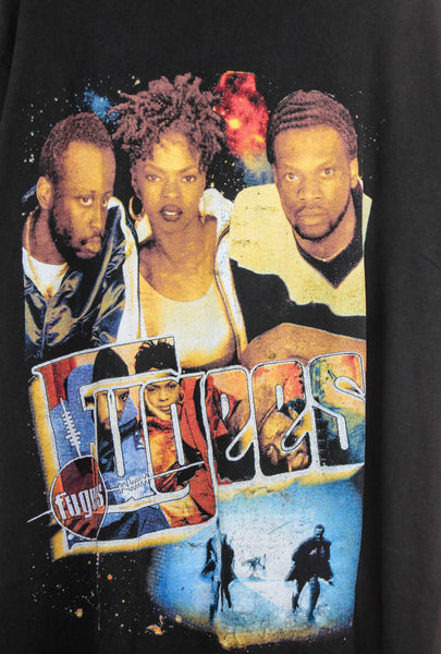 Fugees '96 'No Woman, No Cry' Boxy XL/XXL *RARE*