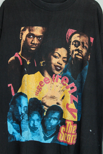 Fugees '96 'Fugee Frenzy / Killing Me Softly' XL *RARE*