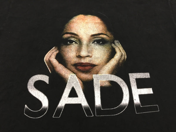 Sade 2001 'Lovers Rock Tour' XXL *Boxy Fit*