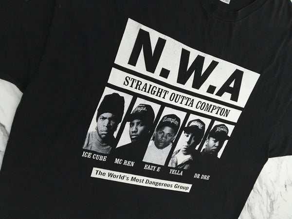 N.W.A '96 'Greatest Hits Promo' 3XL
