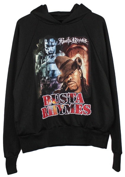 Reworked Busta Rhymes Genesis Hoodie Sz  Boxy L/XL *1 of 1*
