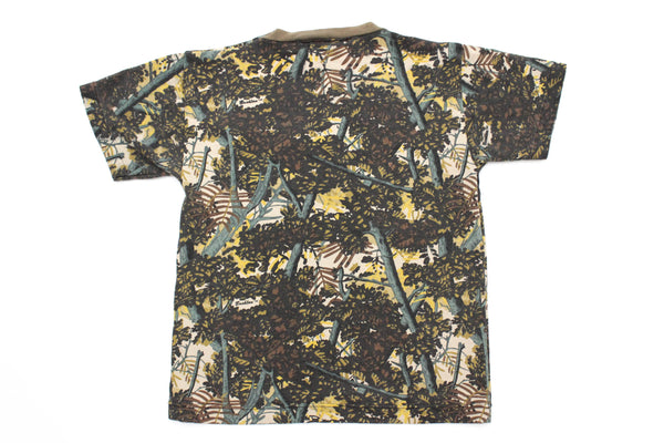 Elevated Youth Reworked 80s Bushlan Camo Youth S/M *1 of 1*