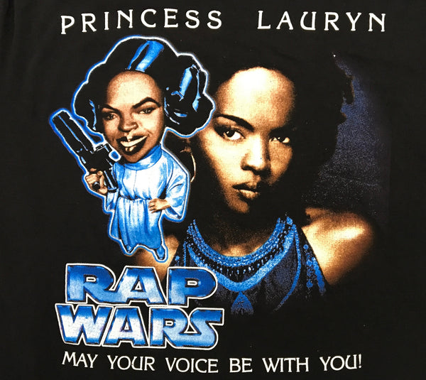 Lauryn Hill '98/'99 'Princess Lauryn / Rap Wars' XL/XXL