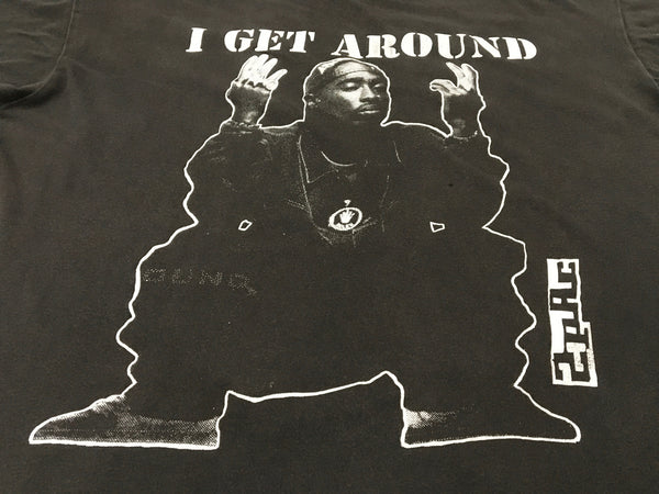 2Pac '93 'I Get Around Bootleg' XL *Rare*