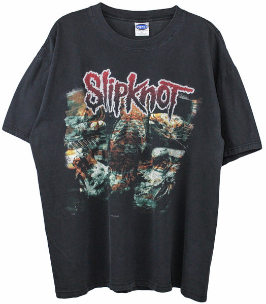 Slipknot '01 'Iowa promo' Boxy XL