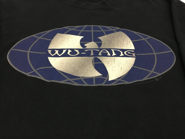 Wu Tang Clan '97 'Wu Tang Forever' L/XL *Rare Glow In The Dark*