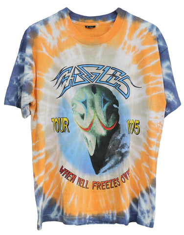Eagles 1995 'Hell Freezes Over Tour Tie Dye' L/XL *1 of 1*
