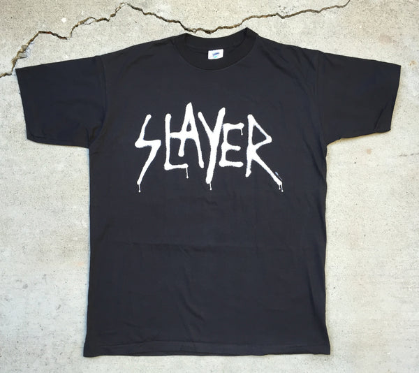 Slayer 1996 'Undisputed Attitude Tour' XL *Deadstock*