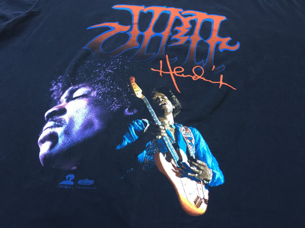 Jimi Hendrix 1996 Tribute XL