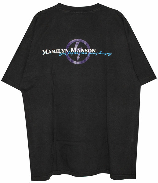 Marilyn Manson 1998 'Long Hard Road Out Of Hell' XL