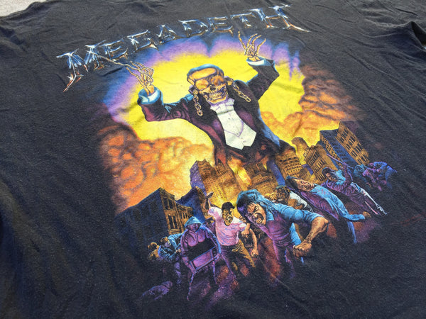 Megadeth '92 'Symphony Of Destruction' XL