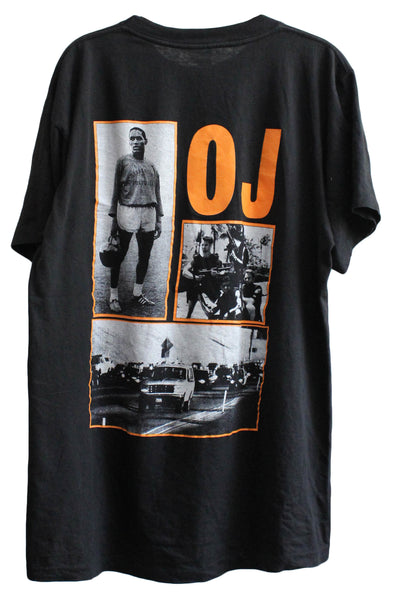 OJ Simpson 90s 'Let The Jury Decide' L/XL