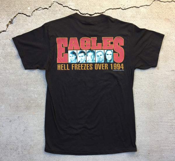 Eagles 1994 'Hotel California / Hell Freezes Over' L *Deadstock*