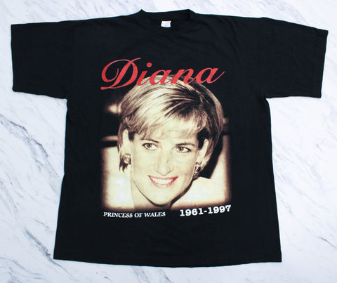 Princess Diana '97 'The Woman We Loved Tribute' XXL