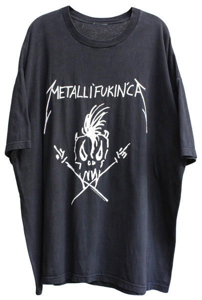 Metallica '93 ' Metalli'fukin'ca / Been There, Done It' XXL *Oversized*