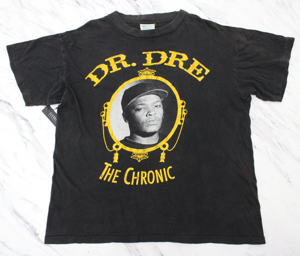 Dr. Dre '93 'The Chronic Bootleg' XL *Rare*