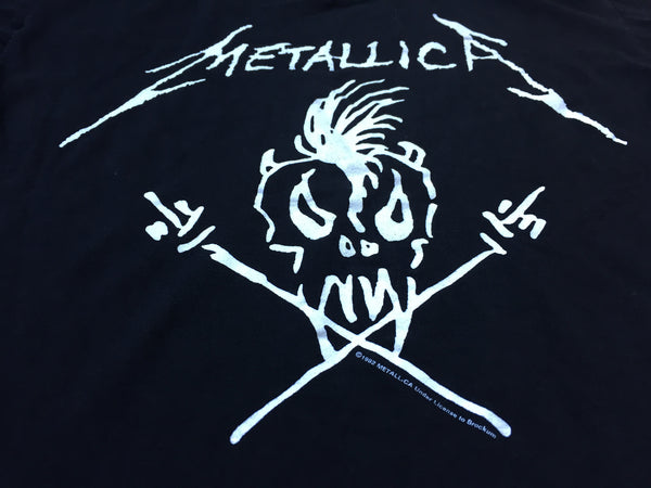 Metallica '93 'Scary Guy / Nowhere Else To Roam' Large