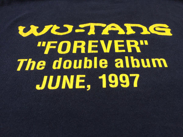 Wu Tang Clan '97 'Wu Tang Forever / Loud Records Promo' XL/2XL