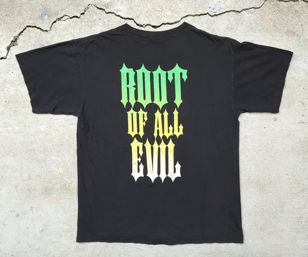 Slayer 1990  'Root Of All Evil' XL