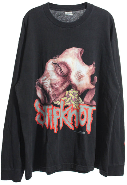 Slipknot '00 'Maggot Mask' XL Long Sleeve