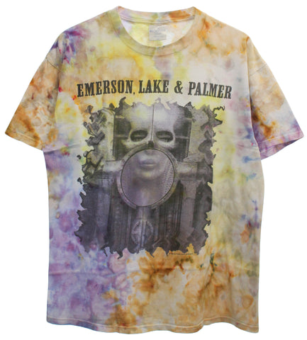 ELP '92/'93 'Brain Salad Surgery Tie Dye' Large