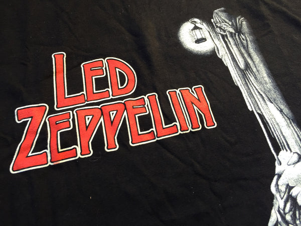 Led Zeppelin 1999 'Stairway To Heaven / Zoso' XL
