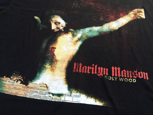 Marilyn Manson 2000 'Holy Wood / Guns, God and Government Tour' XL