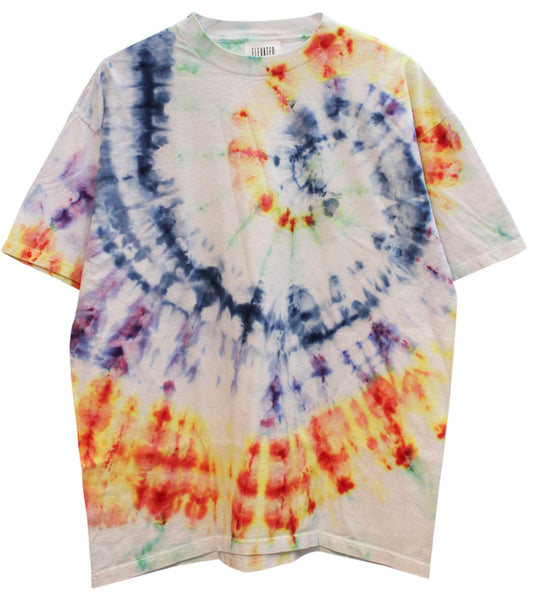 Elevated 'Solar Flare Tie Dye' XL
