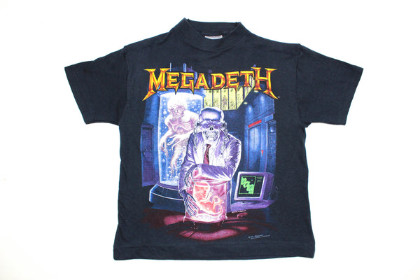 Elevated Youth Reworked '91 Megadeth 'Hangar 18' Youth Small/Medium *1 of 1*