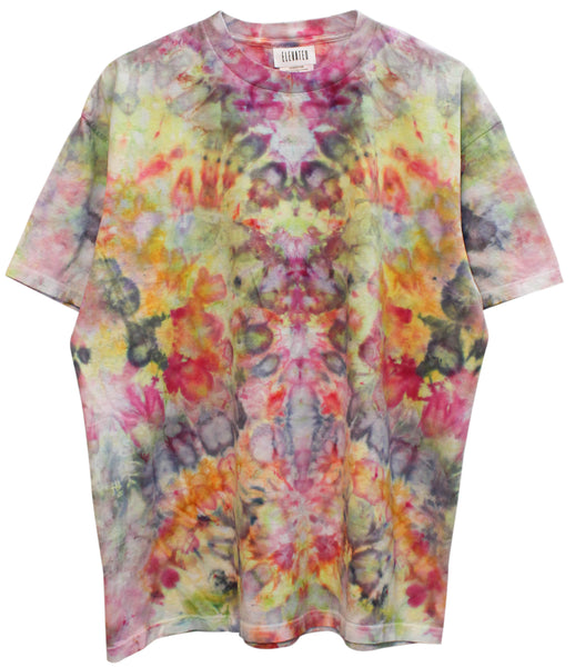 Elevated 'Rorschach Tie Dye' XL