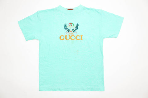 Elevated Youth Reworked 90s Gucci Embroidered Bootleg Youth Small *1 of 1*