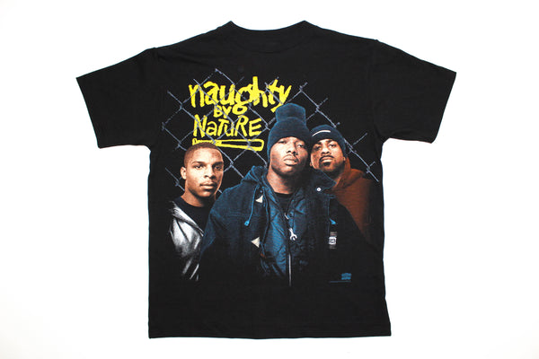 Elevated Youth Reworked '93 Naughty By Nature '19 Naughty III' Youth M/L *1 of 1*