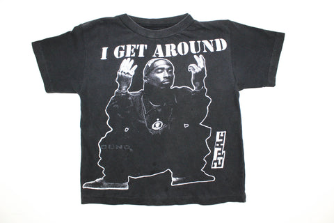 Elevated Youth Reworked '93 2Pac 'I Get Around Bootleg' Youth XS *1 of 1*