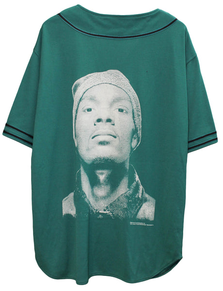 Snoop Doggy Dogg 93 'Beware Of Dogg Baseball Jersey' XL/XXL *RARE*