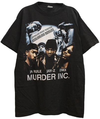 Murder Inc. '99 ' Ja Rule, Jay-Z, DMX' LARGE *RARE*