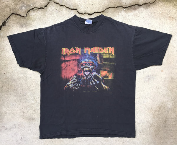 Iron Maiden 2003 'Give Me Ed... 'Til I'm Dead Tour' Large